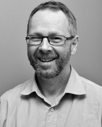 Vidar Pedersen. (Foto: SIU)
