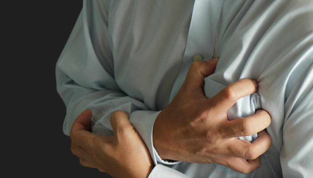 Skader i mitokondriens DNA bidrar til sykdomsutvikling i mange organer. Hjertemuskelen er særlig utsatt. (Illustrasjonsfoto: Colourbox)