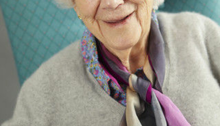 Better care for the elderly with just one click