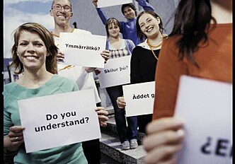Increased quality is main goal in the internationalisation of Norwegian education