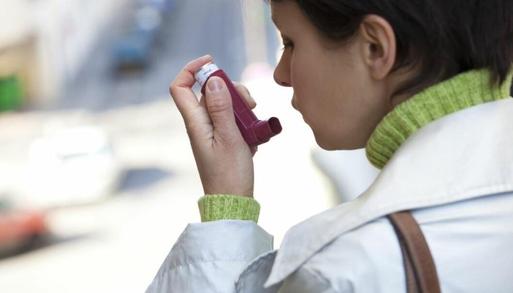 Vanskeligere å bli gravid for kvinner med astma