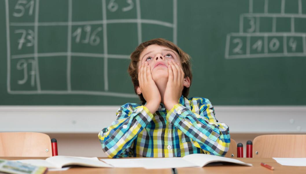 De fleste barn lærer å lese i 8- og 9-årsalderen. Ikke alle syns det er like lett.  (Foto: racorn, Shutterstock, NTB scanpix)