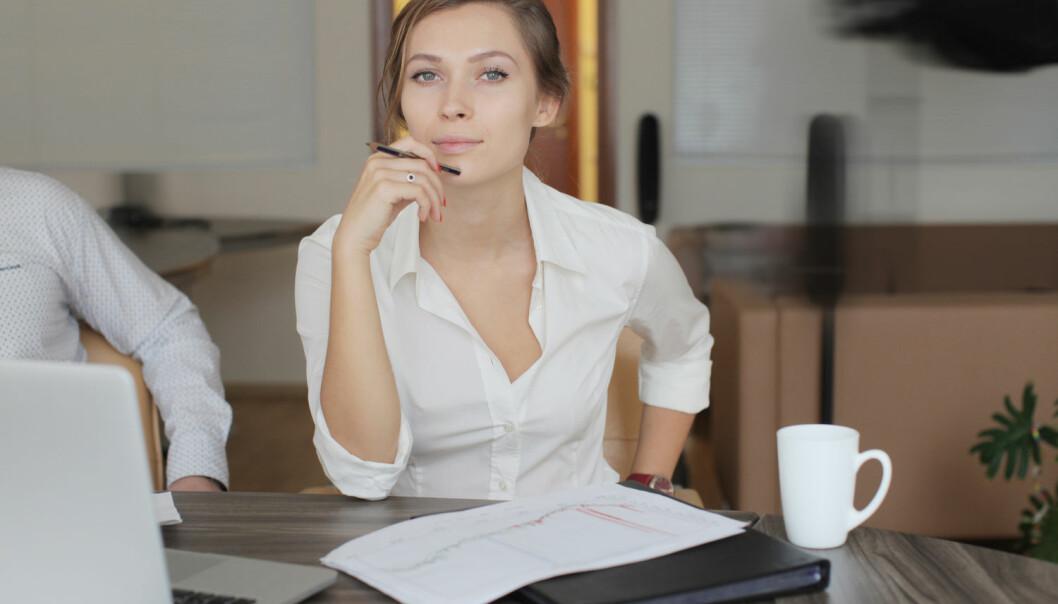 Lesbiske kvinner kan bli utsatt for positiv diskriminering på arbeidsplassen - hvis de ikke blir valgt bort før de får jobben. (Illustrasjonsfoto: Shutterstock / NTB Scanpix)