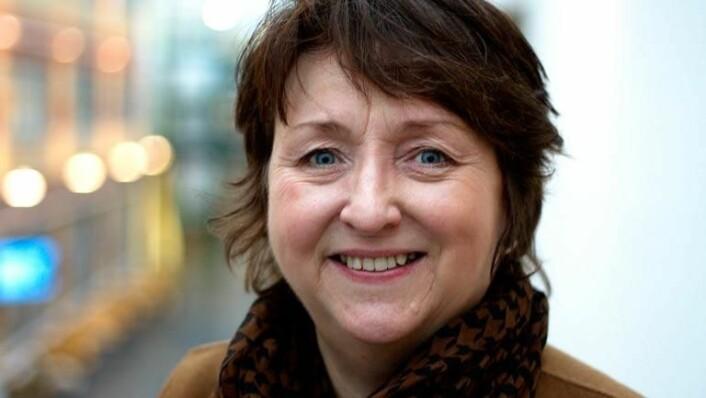 Førstelektor Solveig Irene Nordtømme lanserer i sin doktorgradsavhandling nye begreper som hun håper vil utvide mulighetene for å diskutere hvilken betydning rom kan ha for barna. (Foto: Knut J. Meland)