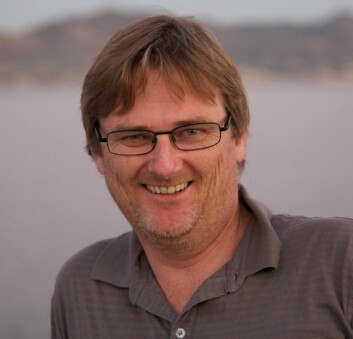 Geir Johnsen er professor ved NTNU. (Foto: Privat)