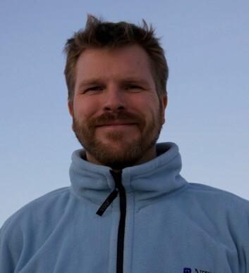 Øyvind Ødegård er marinarkeolog ved NTNU. (Foto: Privat)