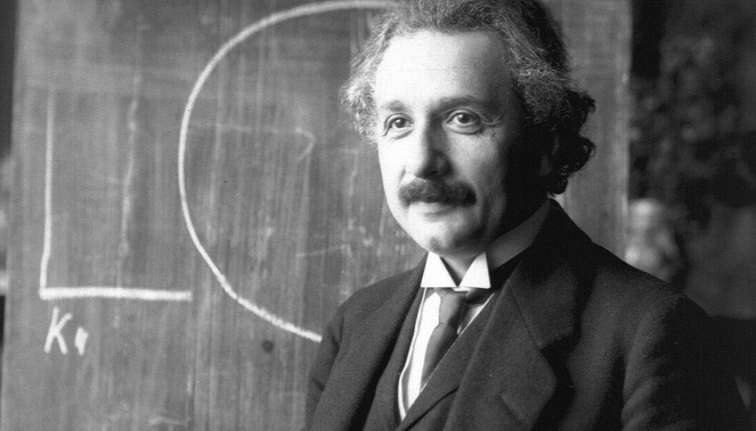 Med Einstein inn i en ny tid