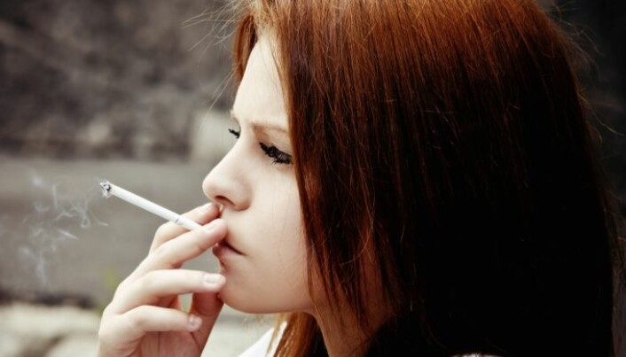 Hormone removes the pleasure of smoking