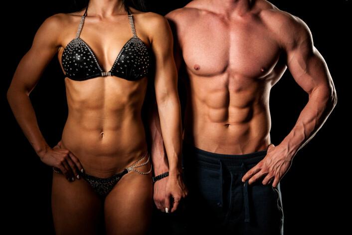 Jo mer avansert utøverne blir, jo mer opptatt blir de av kosthold og kropp.  (Foto: Samo Trebizan, Shutterstock, NTB scanpix)