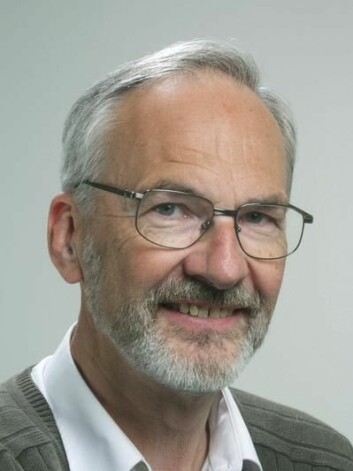 Sverre Bagge er professor i historie i Bergen og ekspert på høymiddelalderen.  (Foto: UiB)