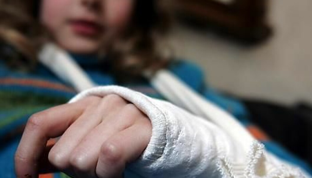 Concerns may involve suspicions of physical abuse by the other parent. (Photo: Colourbox)