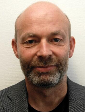 Hans Jacob Orning er professor i historie i Oslo og ekspert på høymiddelalderen.  (Foto: UiO)