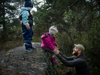 "Children are physical, and they experience the world through their bodies,"" says Henrik Rosted Neegaard. (Photo: Benjamin A. Ward)"