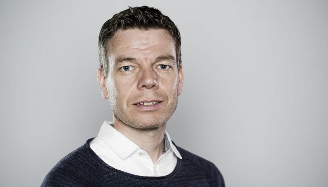 - Vi vil ta i bruk og få glede av nye teknologier og løsninger for smart og effektiv energibruk, tror professor i fornybar energi, Torjus Folsland Bolkesjø. (Foto: Håkon Sparre, NMBU)