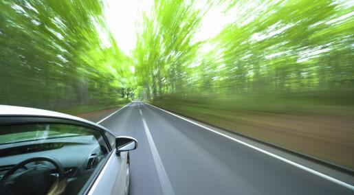 Kunstig intelligens struper bensinbruk på hybridbilen
