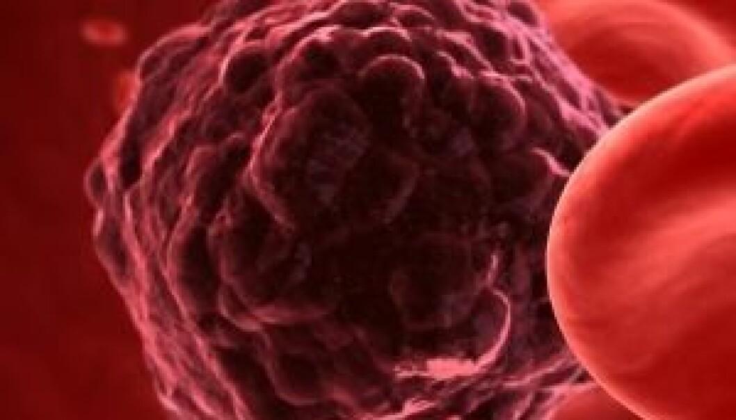 Cancer cells. (Photo: Colourbox)