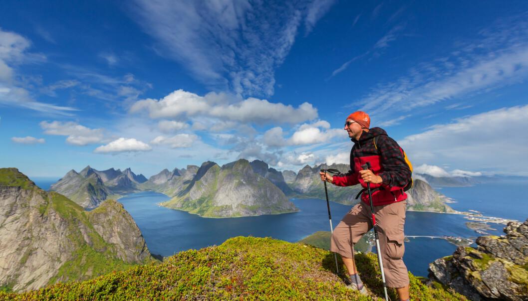 Er denne opplevelsen god nok til at turisten kommer tilbake til Lofoten? Og hva med en anbefaling til venner og familie? (Foto: Colourbox)