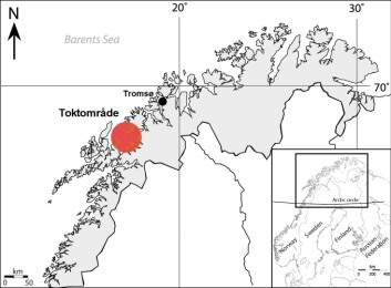 Toktområdet i Nord-Norge