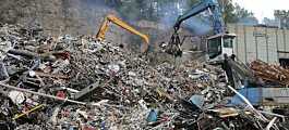 Gamle miljøgifter i nye produkter