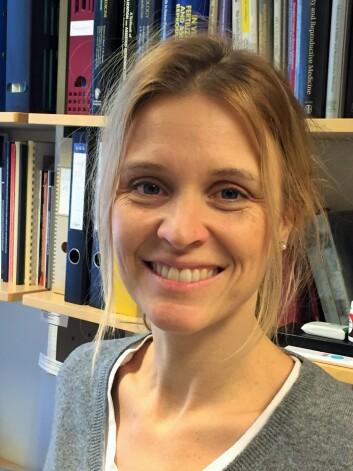 Marte Reigstad er tilknyttet Nasjonal kompetansetjeneste for kvinnehelse og Kreftregisteret. (Foto: Privat)
