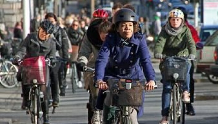 Bike helmets are less effective than we think