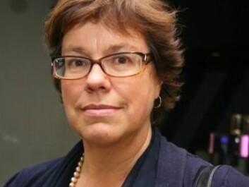 Liesbet van Zoonen. (Photo: Ida Irene Bergstrøm)