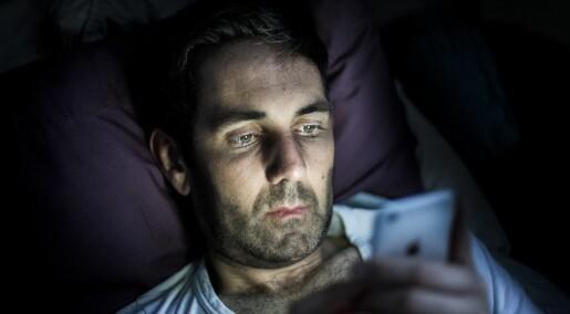 Mobilen kan avsløre sykdom i øyet