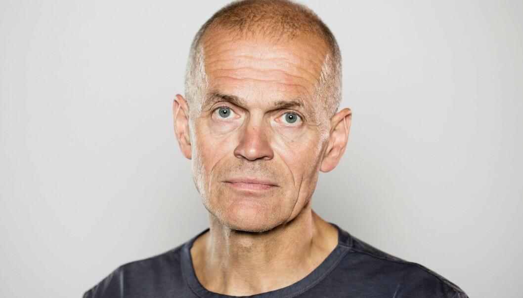 Førsteamanuensis i økonomi Eirik Romstad ved NMBU. (Foto: Håkon Sparre, NMBU)