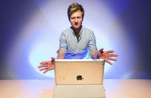 Controlling PCs and tablets with hand movements