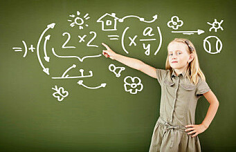 No math gene: learning mathematics takes practice