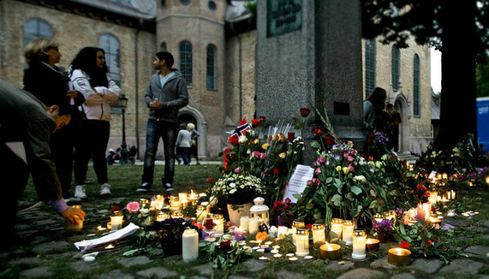 Fascist terror stifled immigration debate
