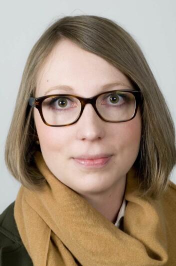 Stipendiat Heidi Grundetjern ved Institutt for sosiologi og samfunnsgeografi, Universitetet i Oslo. (Foto: UiO)