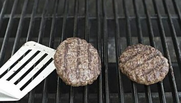 Colour is not a good indicator for well-cooked meat