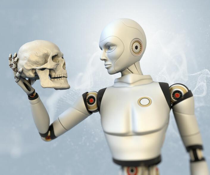 Hvilket ansvar har forskere for uintenderte konsekvenser av kunstig intelligens?  (Foto: (Ill: Shutterstock))