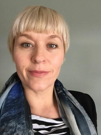 Prosjektleder Elisabeth Holte ved Fylkesmannen i Telemark har fått forskerhjelp til å kartlegge og endre situasjonen for utsatt ungdom i fylket.  (Foto: Privat)