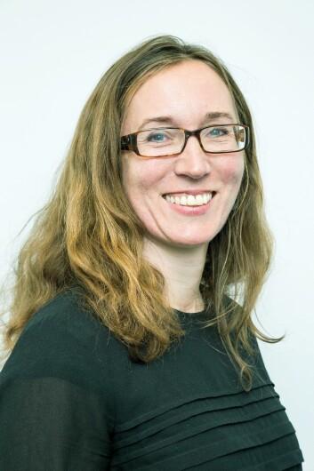 Katrine Borgå er professor ved Institutt for biovitenskap ved Universitetet.  (Foto: Yngve Vogt)