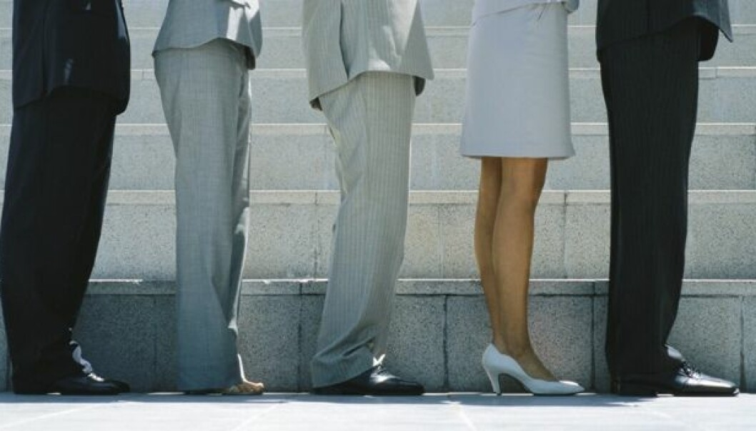 Norwegian legislation secures gender balance in boards in public limited companies. (Photo: Colourbox)