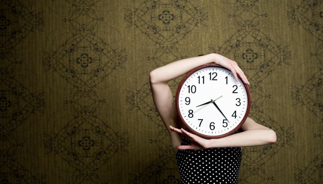 De som kommer for sent er de beste menneskene