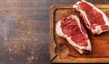 Finner ikke kobling mellom rødt kjøtt og kreft