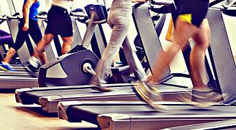 Mer bevegelse brente ikke flere kalorier
