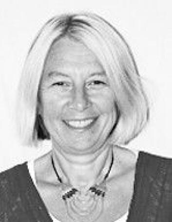 Psykologspesialist  Mildrid Elisabeth Valvik har vært med på å utvikle en terapi som skal hjelpe familiene til voksne ungdommer med spiseforstyrrelser.  (Foto: Privat)