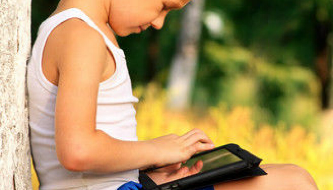 Can an app make life easier for children with ADHD? (Photo: Colourbox)