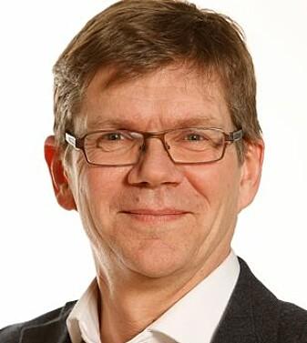 Svein Stølen er rektor ved Universitetet i Oslo.