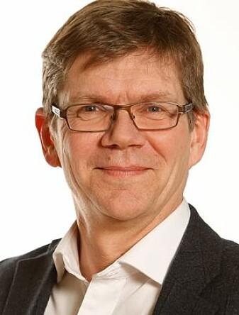 Svein Stølen er rektor ved Universitetet i Oslo