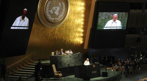 Den skjulte makten i FN