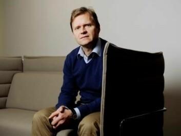 Professor Kurt R. Brekke at the The Norwegian School of Economics (NHH). (Photo: Helge Skodvin)
