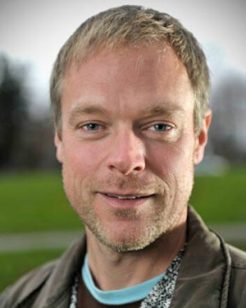 Steinar Sæther, førsteamanuensis ved Institutt for litteratur, områdestudier og europeiske språk, Universitetet i Oslo. (Foto: Francesco Saggio, Apollon)
