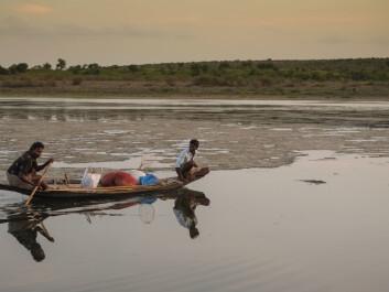 Krishna River, Andhra Pradesh. (Photo: Ragnar Våga Pedersen)