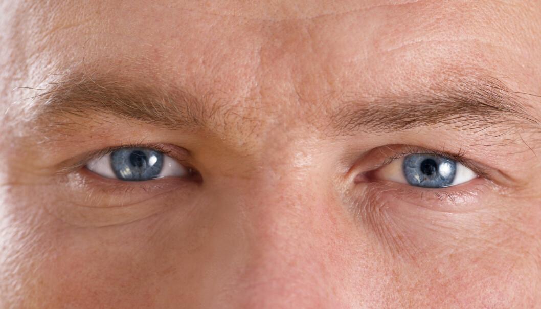 Panteautomater utstyrt med stirrende øyne kan få oss til å handle mindre egoistisk, ifølge en studie av svenske flaskepantere. (Foto: Shutterstock)