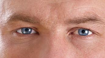 Stirrende øyne får oss til å gi mer penger